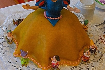Barbie-Torte 49