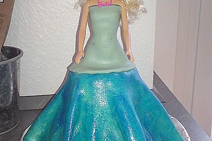 Barbie-Torte 232