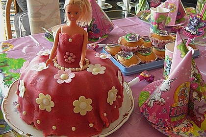 Barbie-Torte 193