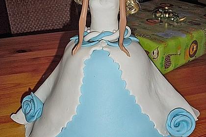 Barbie-Torte 57