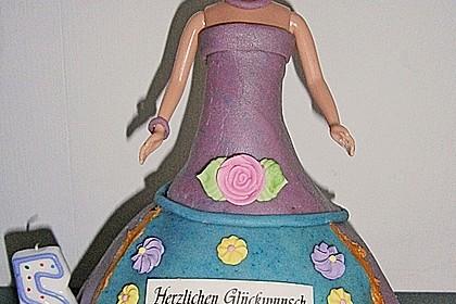Barbie-Torte 235