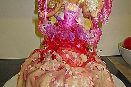 Barbie-Torte 214