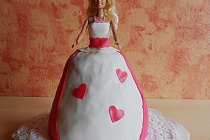 Barbie-Torte 166