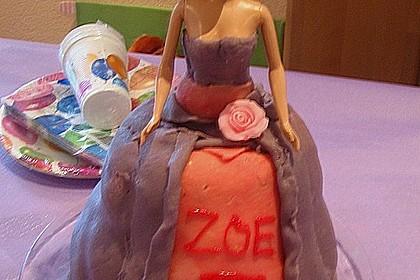 Barbie-Torte 285