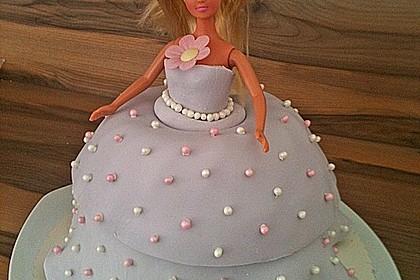 Barbie-Torte 247