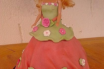 Barbie-Torte 152