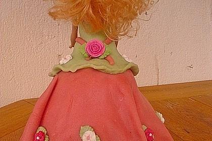 Barbie-Torte 300