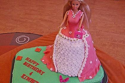 Barbie-Torte 110