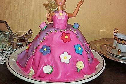 Barbie-Torte 249