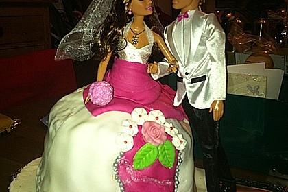 Barbie-Torte 83