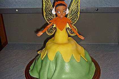 Barbie-Torte 168