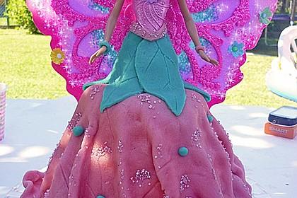 Barbie-Torte 12