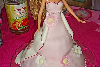 Barbie-Torte 53