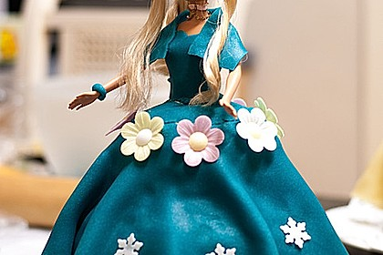 Barbie-Torte 59