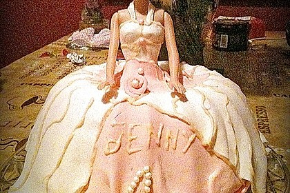 Barbie-Torte 209