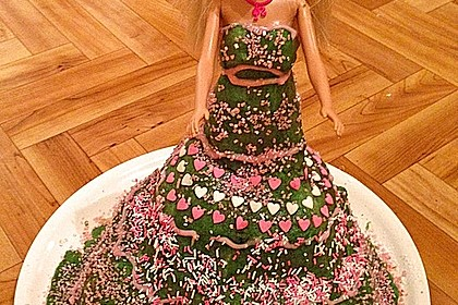 Barbie-Torte 286