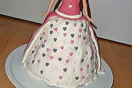 Barbie-Torte 189