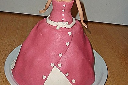 Barbie-Torte 294