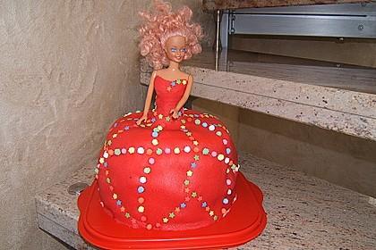 Barbie-Torte 130