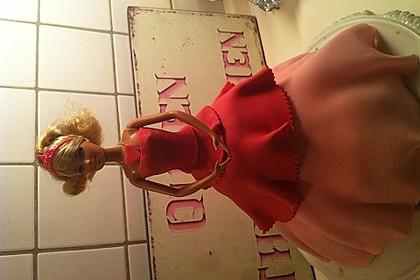 Barbie-Torte 55