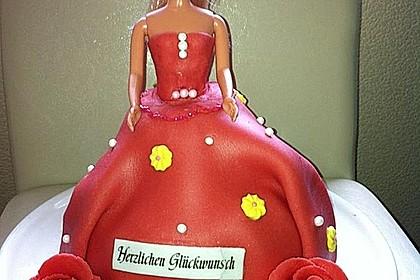 Barbie-Torte 221