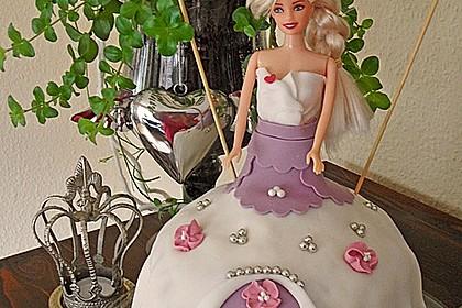 Barbie-Torte 79
