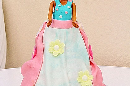 Barbie-Torte 253