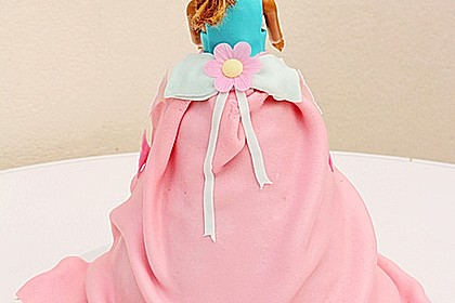 Barbie-Torte 92
