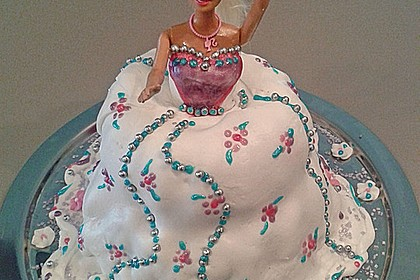 Barbie-Torte 124