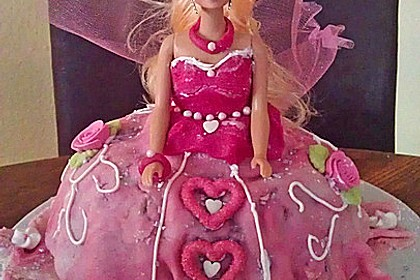 Barbie-Torte 194