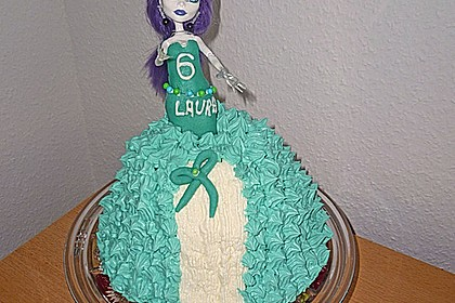 Barbie-Torte 295