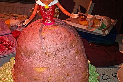 Barbie-Torte 277