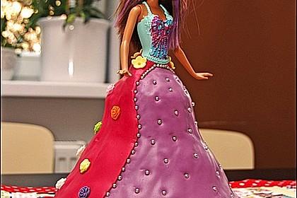 Barbie-Torte 102