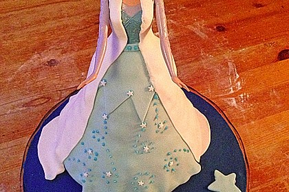 Barbie-Torte 50