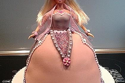 Barbie-Torte 128