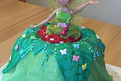Barbie-Torte 170