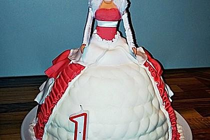 Barbie-Torte 114