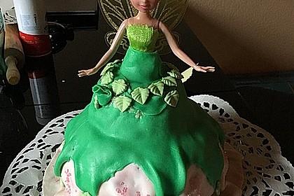 Barbie-Torte 80