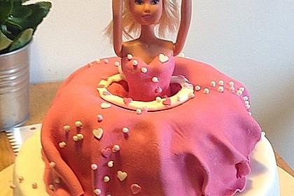 Barbie-Torte 254