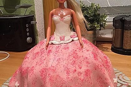 Barbie-Torte 195
