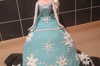 Barbie-Torte 0