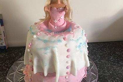 Barbie-Torte 344