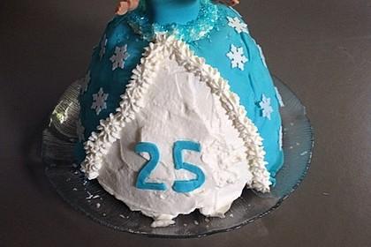 Barbie-Torte 132