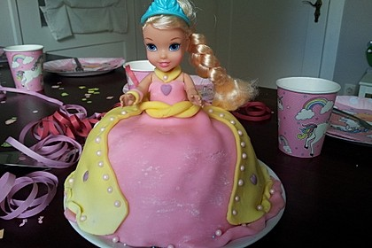 Barbie-Torte 256