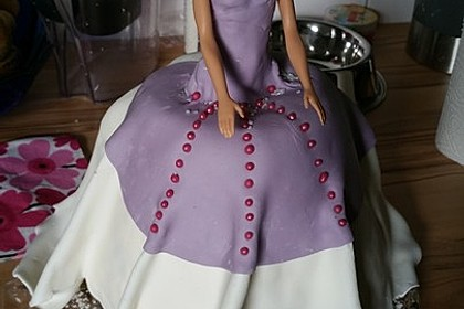 Barbie-Torte 223