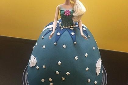 Barbie-Torte 199
