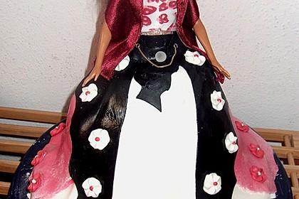 Barbie-Torte 134