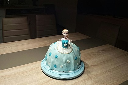 Barbie-Torte 258