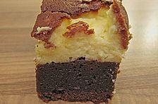 Käsekuchen - Brownie