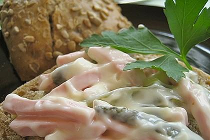Fleischsalat (wie vom Metzger) 5